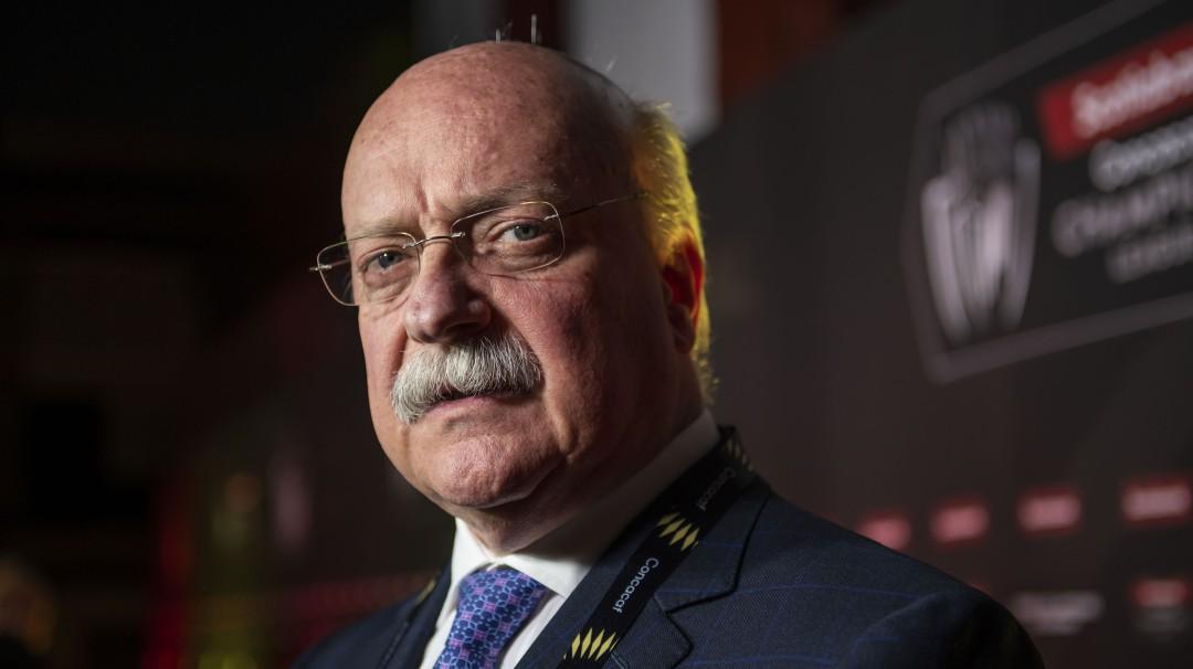 El Presidente de la Liga MX tiene Coronavirus
