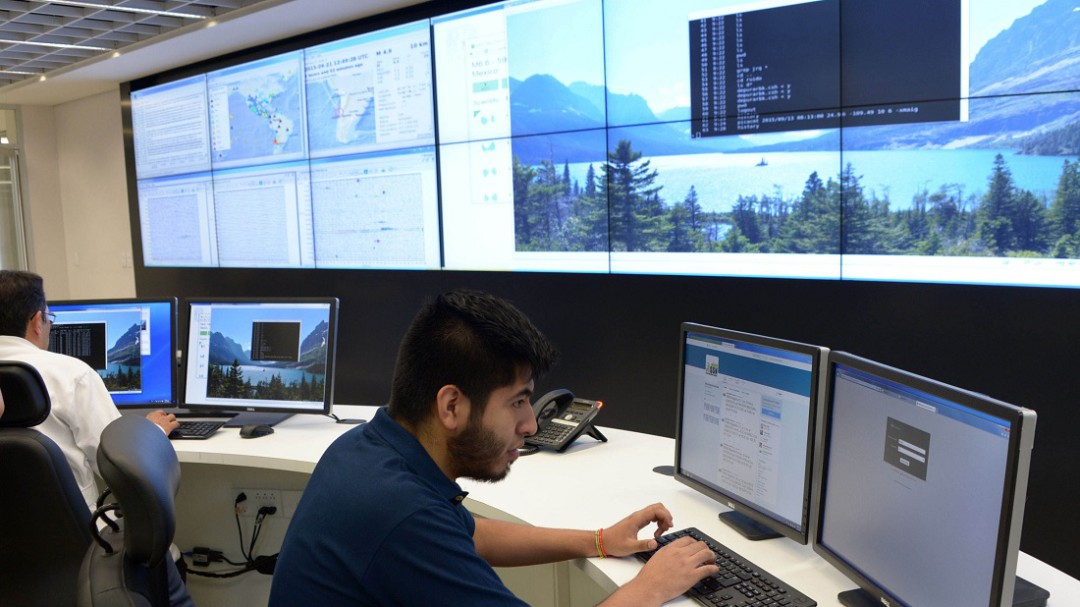 Sismólogico Nacional de la UNAM trabaja de manera remota