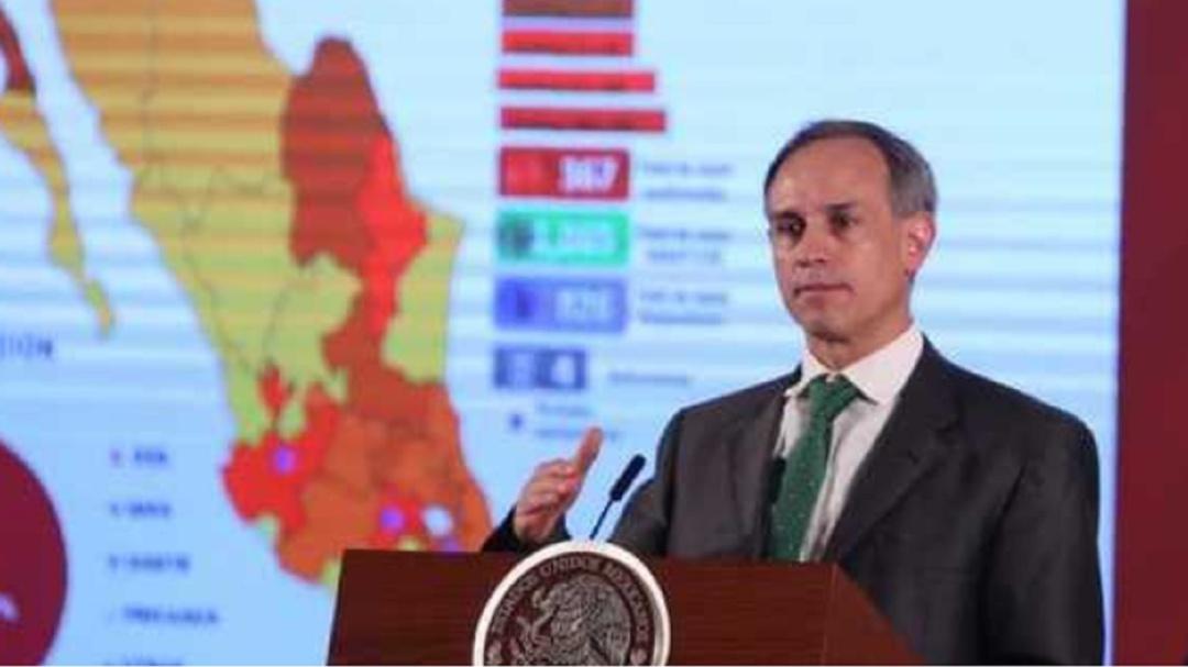 México en Fase 2 por Covid-19