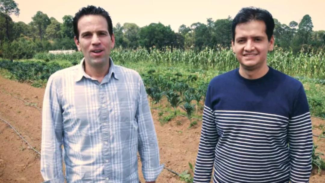 #MeteCanasta, apoyo a pequeños productores: Jorge Vallejo