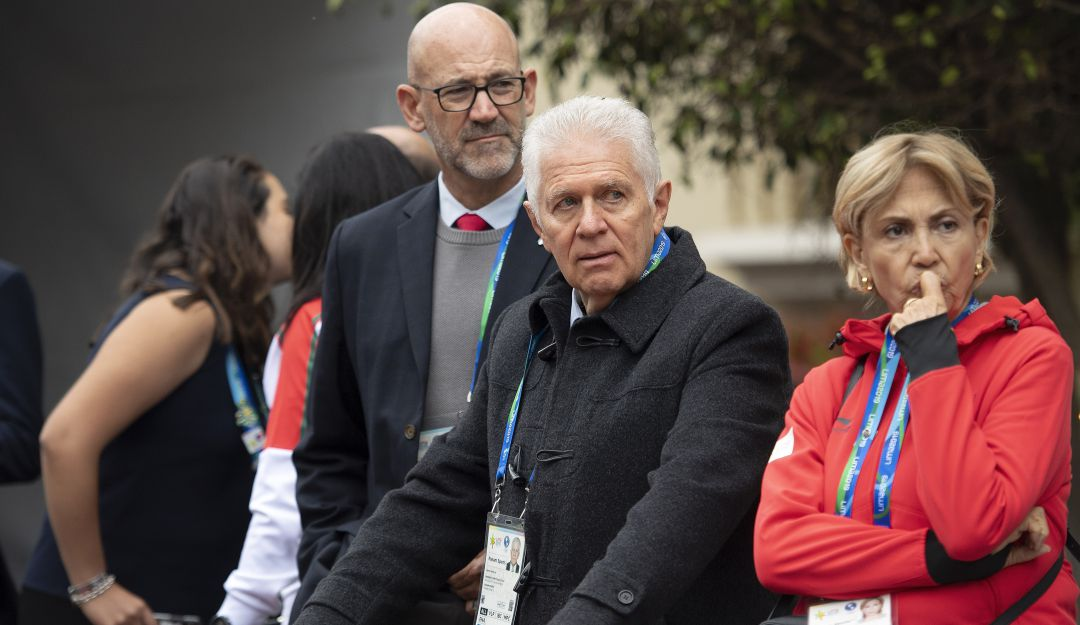 """No habrá tiempo para preparar a los atletas"""": Carlos Padilla Becerra"""