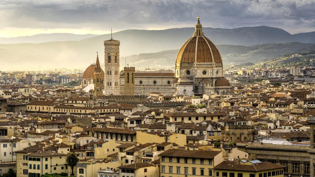 Martha goes global: Italia