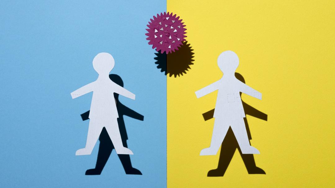 Coronavirus: Hasta que el apocalipsis nos separe