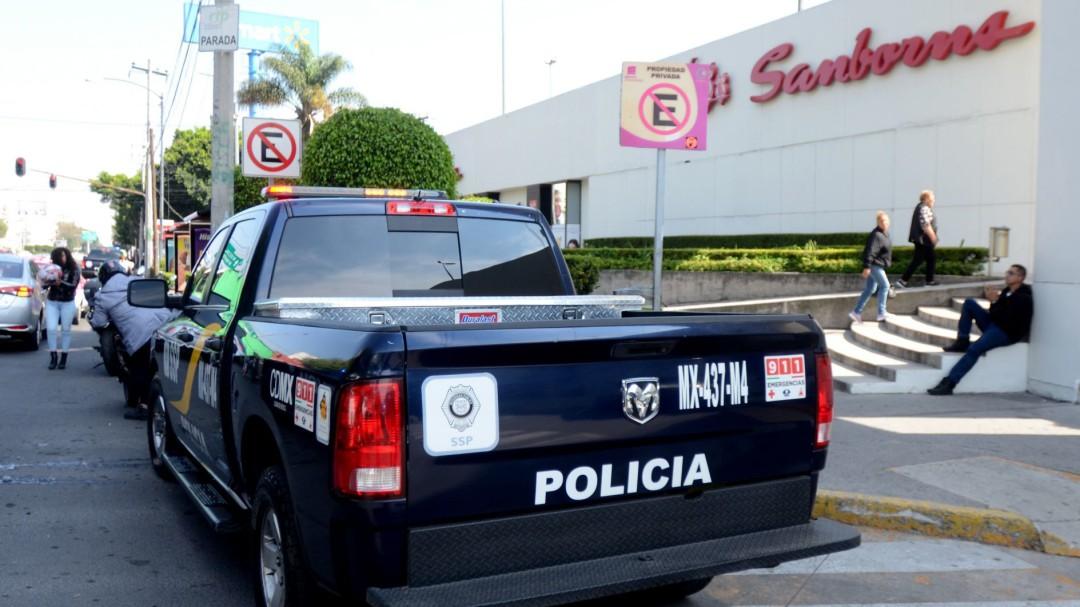 Seis mil policías vigilan supermercados para evitar saqueos