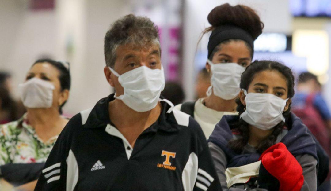 Suman 5 muertes por COVID-19 y 405 contagios