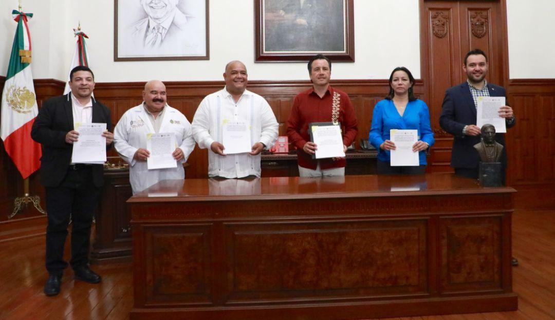 INSABI apoyará a Veracruz por coronavirus