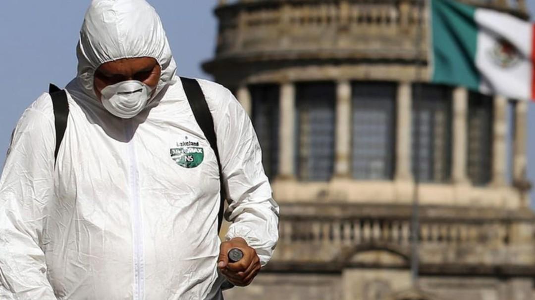 Confirman segunda muerte por COVID-19 en Jalisco