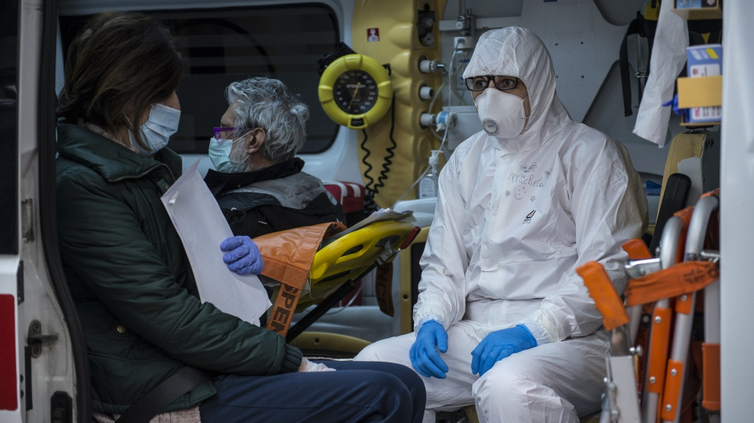 El coronavirus podría tener un síntoma que había pasado inadvertido