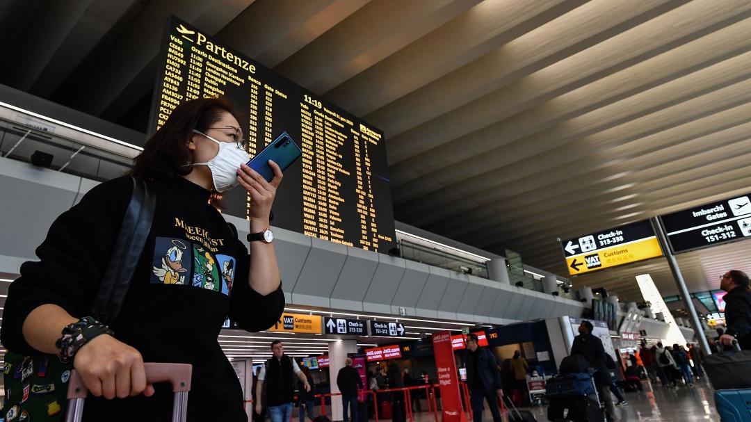 Coronavirus: ¿Qué está pasando con los vuelos y personal de aviación?