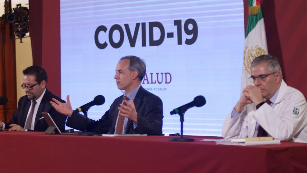 Gobierno federal suspenderá actividades por COVID-19