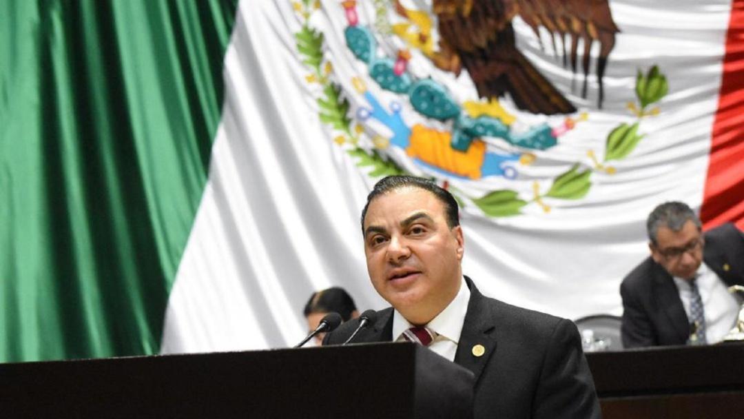 Diputado federal de Movimiento Ciudadano dio positivo a coronavirus