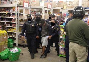 Refuerzan seguridad en CDMX y Edomex por saqueos en tiendas