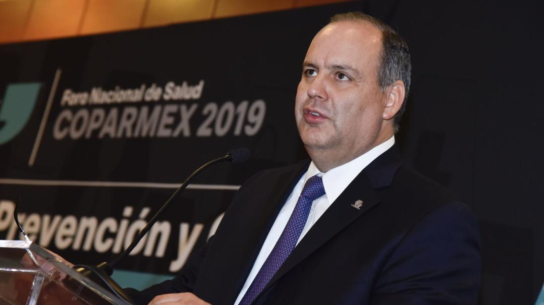 Queremos convencer al presidente de prorrogar pago de impuestos: Coparmex