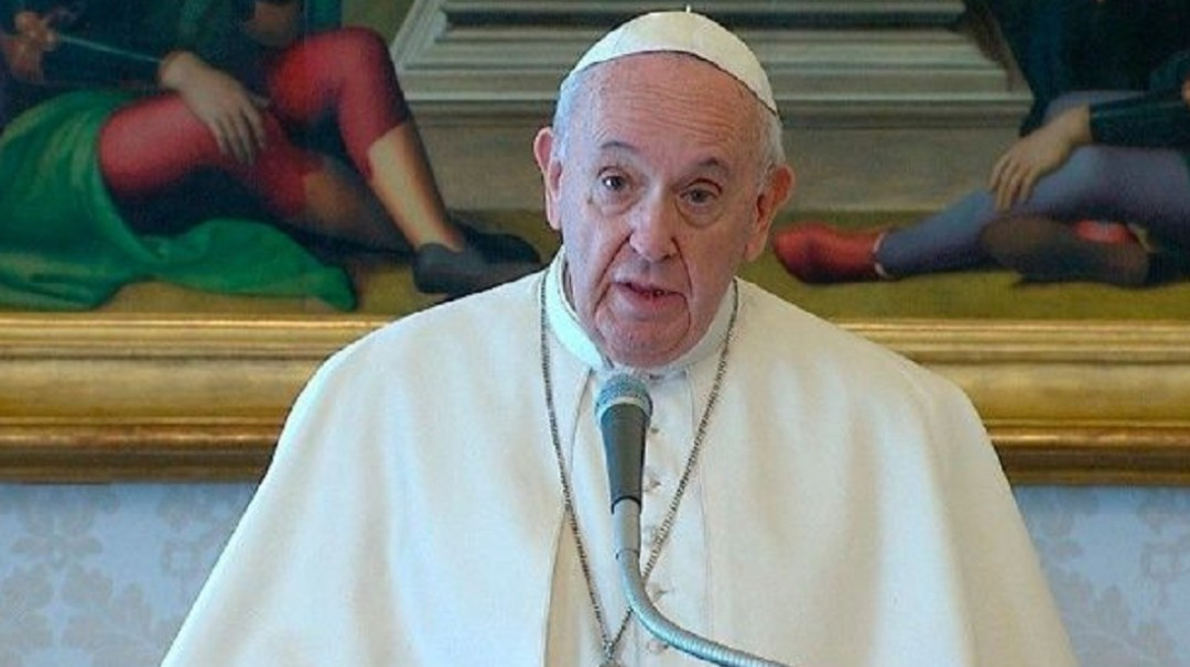 Papa Francisco da la bendición 'Urbi et Orbi' por pandemia de Covid-19