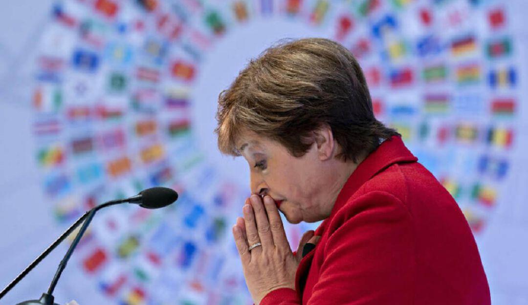 La economía mundial entró en recesión: FMI