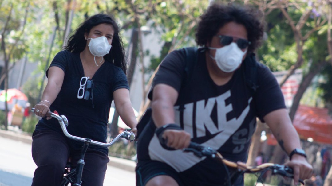 Ocho muertos y 585 contagios por COVID-19 en México
