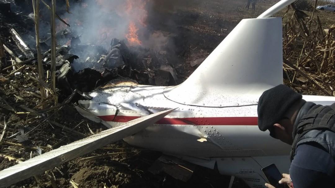 Falla mecánica y mantenimiento causaron caída en helicóptero: SCT