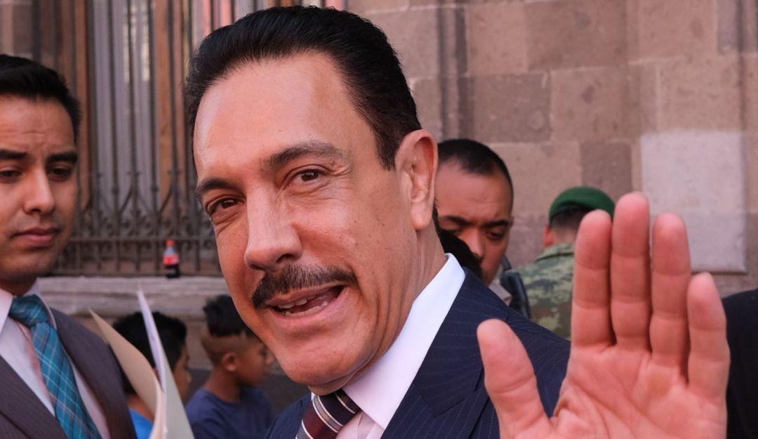 Gobernador de Hidalgo tiene coronavirus