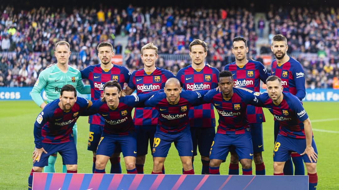 El Barcelona reducirá el 70 % del salario a sus futbolistas