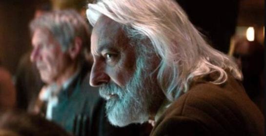 """El General Ematt apareció en """"El despertar de la fuerza"""" (2015) y """"Los últimos Jedi"""" (2017)"""