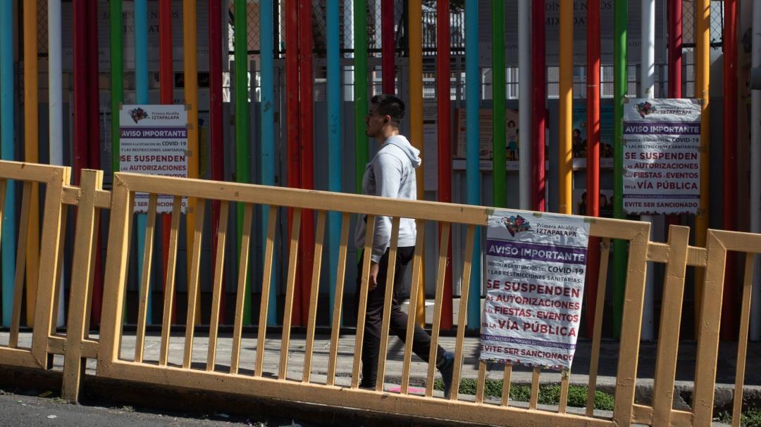 Amplía SEP aislamiento escolar hasta el 30 de abril
