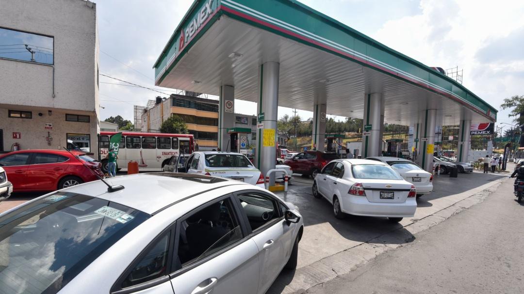 Gasolina Magna se vende desde los 7 pesos