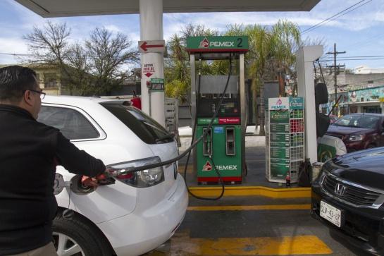 Chihuahua en el municipio de Juárez es el lugar donde se vende la gasolina más barata de México