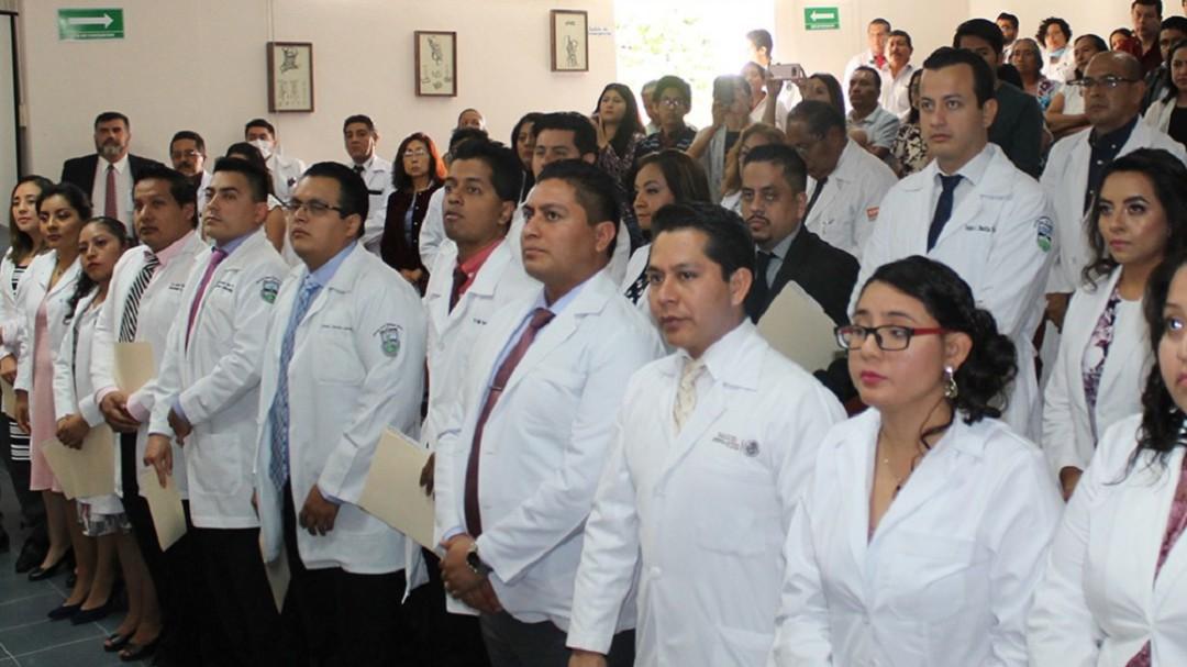 Sin insumos cerca del 80% de médicos residentes: ANMR