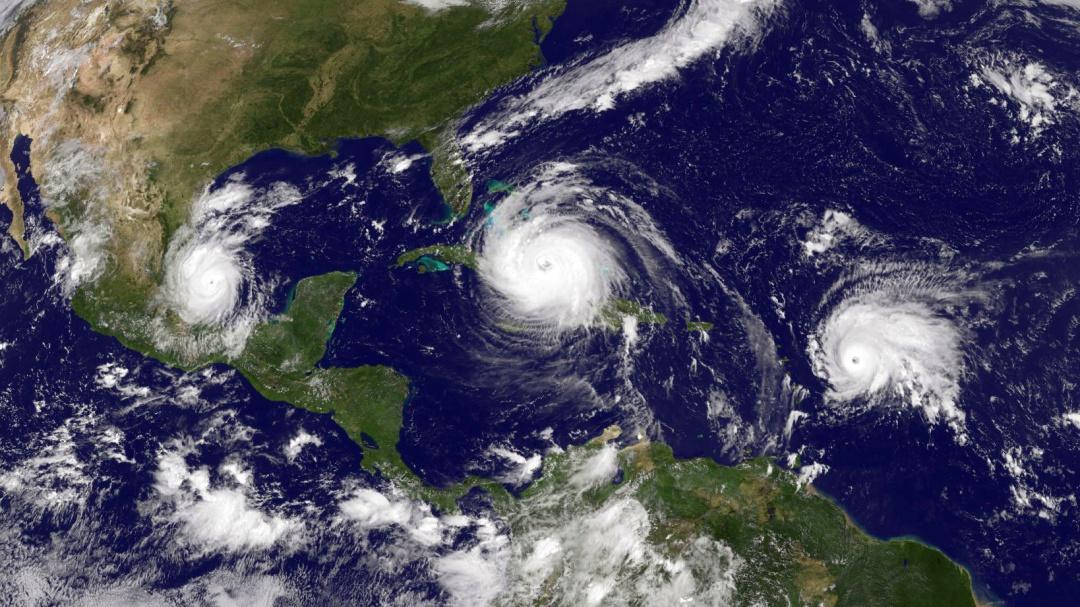 Pronostican 4 fuertes huracanes en el Atlántico para la temporada 2020