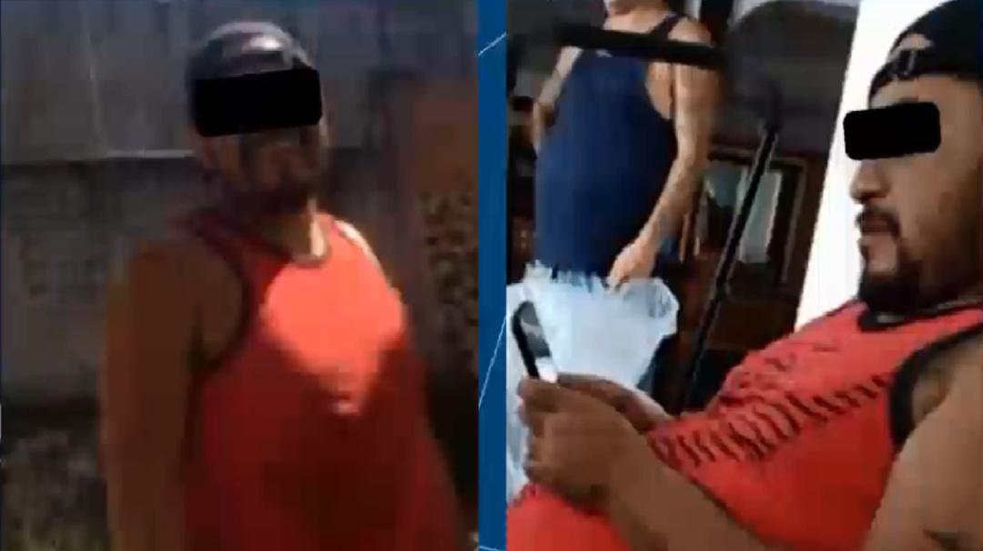 Detienen a 'El Fabián' por incitar y organizar saqueos en tiendas CDMX