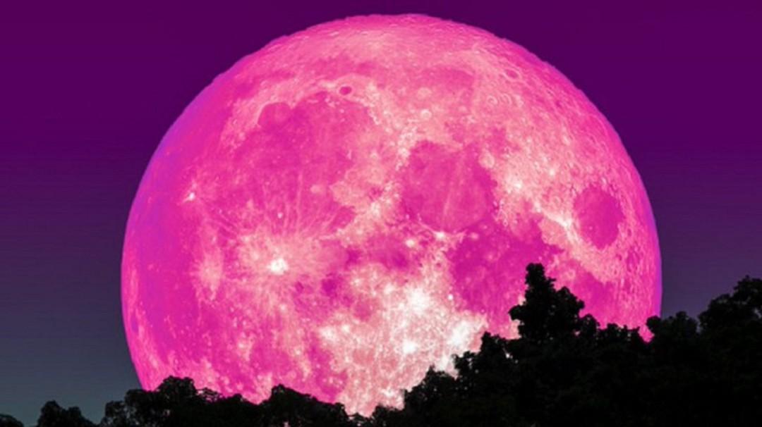 Luna Rosa 2020; prepárate para verla en abril