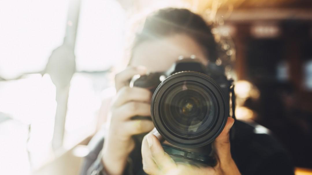 Anímate; gigante de la fotografía ofrece clases online gratuitas todo abril