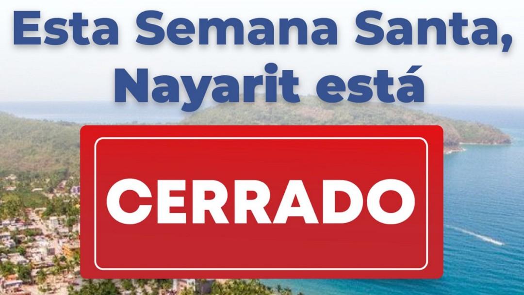 No vamos a permitir que nos vengan a infectar: Gobernador de Nayarit
