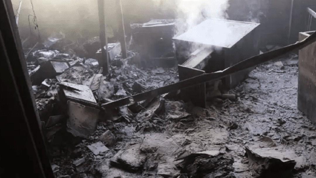 Presenta UNAM denuncias penales por incendio en FES-Acatlán