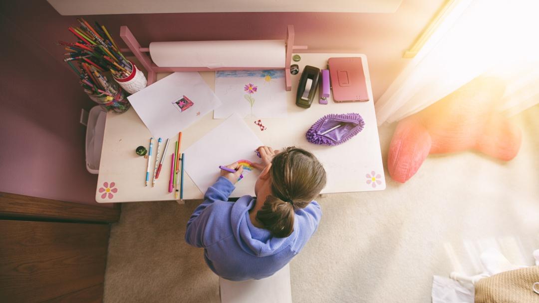 ¿Cómo aprender desde casa?