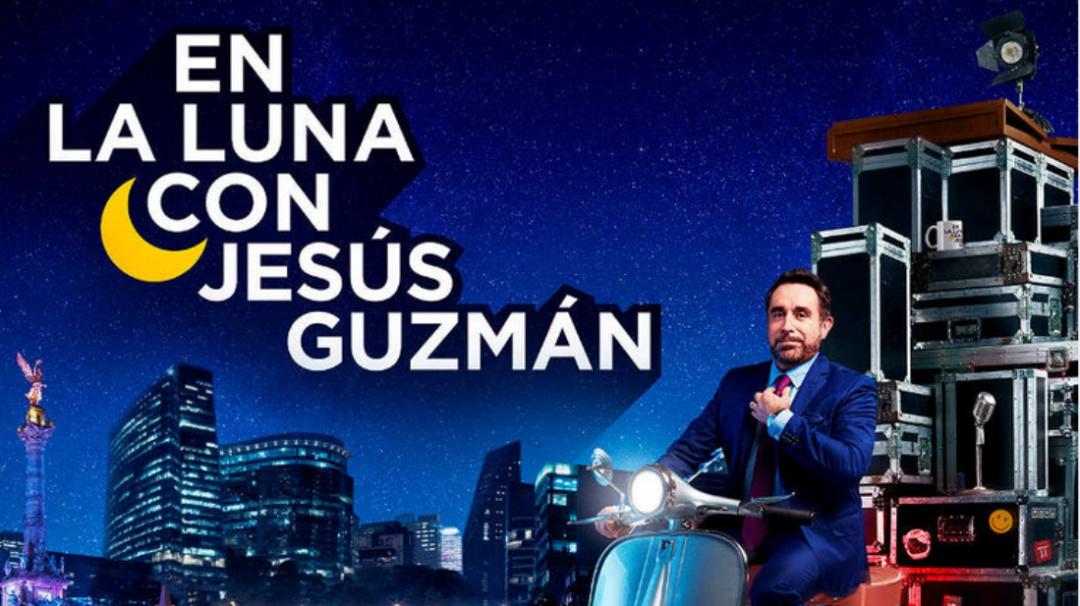 En la luna con Jesús Guzmán: Martha Debayle