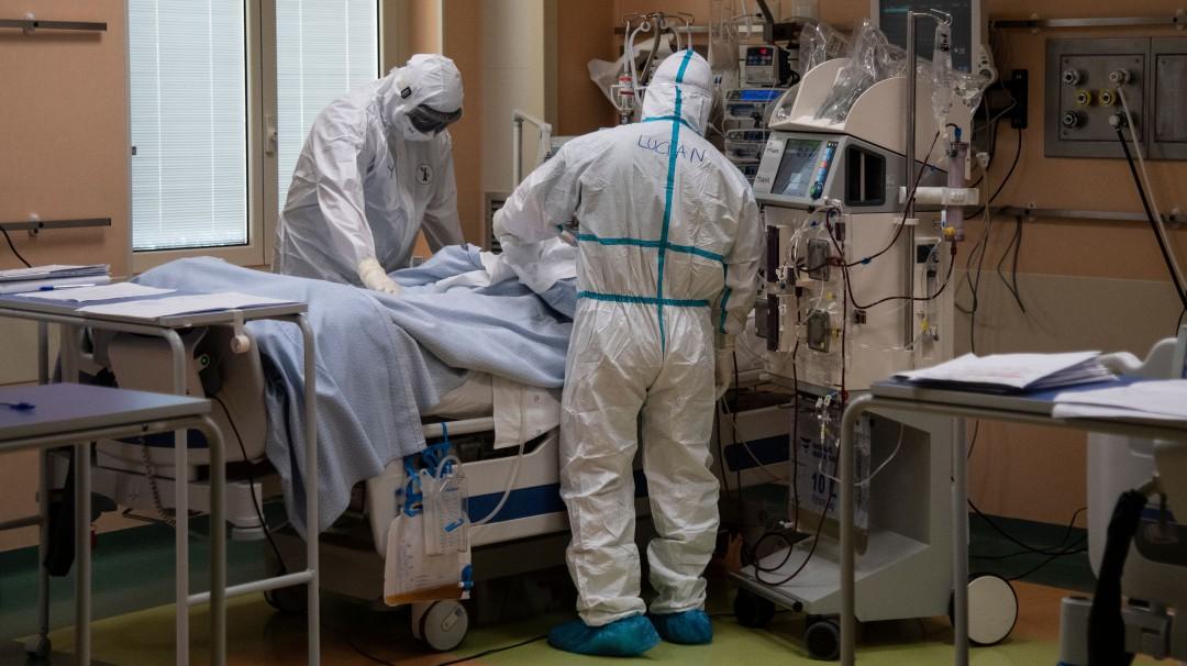 Van más de 100 mil muertes por COVID-19 en el mundo