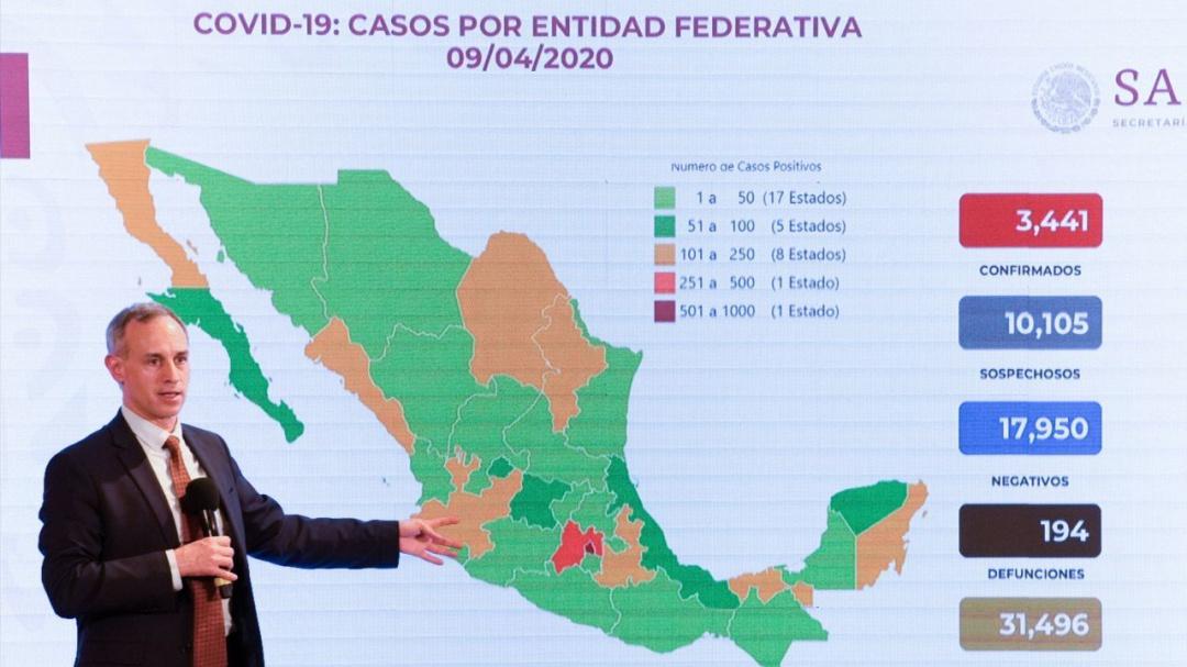 Aumenta a 194 los fallecidos por Covid-19, incluye a dos embarazadas