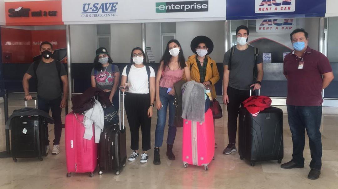 Más de 2 mil mexicanos siguen varados en el mundo por pandemia