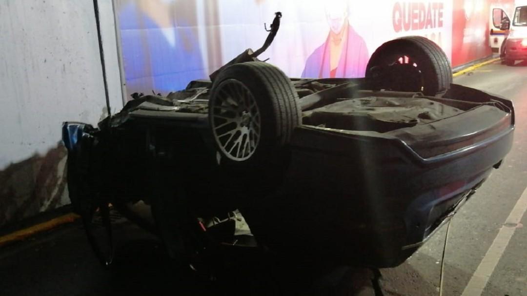 Reduce CDMX límites de velocidad por aumento de accidentes