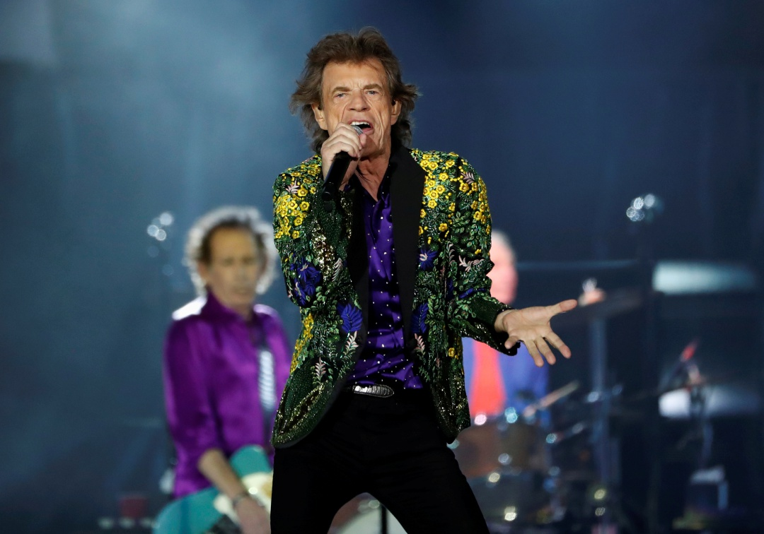 COVID-19: Rolling Stones se unen a otras estrellas para concierto global