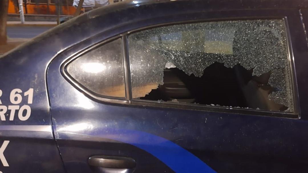 Agreden paristas de Prepa 8 a policías de la SSCCDMX