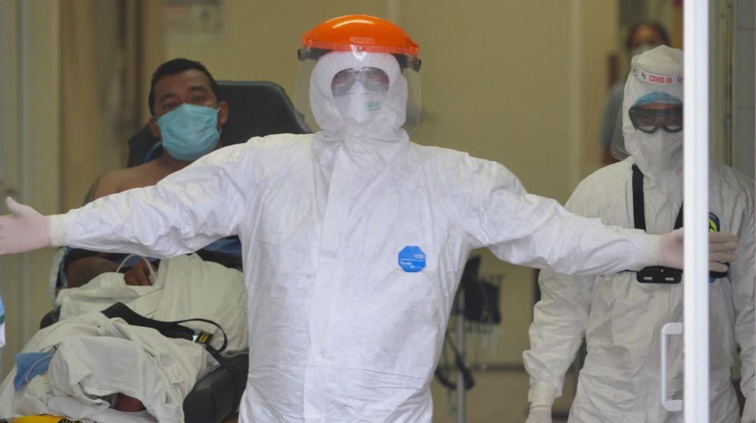 Hay mil 934 trabajadores de la salud contagiados: SSa