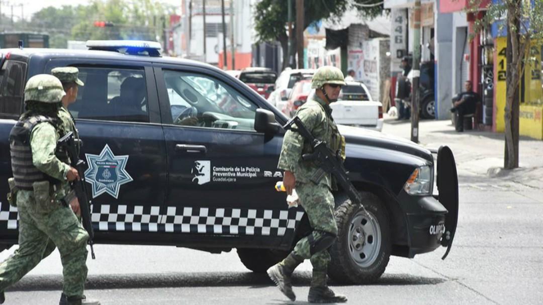 Niega Alfaro haber descuidado la seguridad en el Estado