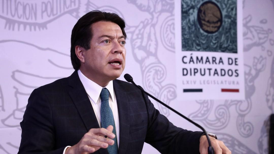 Oposición debe cumplir palabra: Mario Delgado