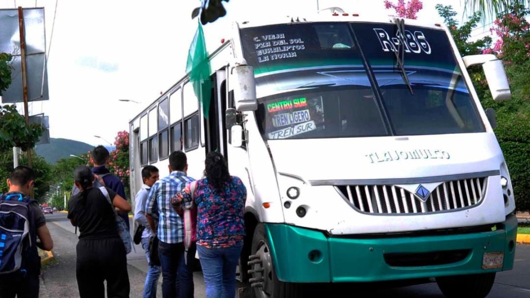 Siguen quejas de transporte público de competencia federal