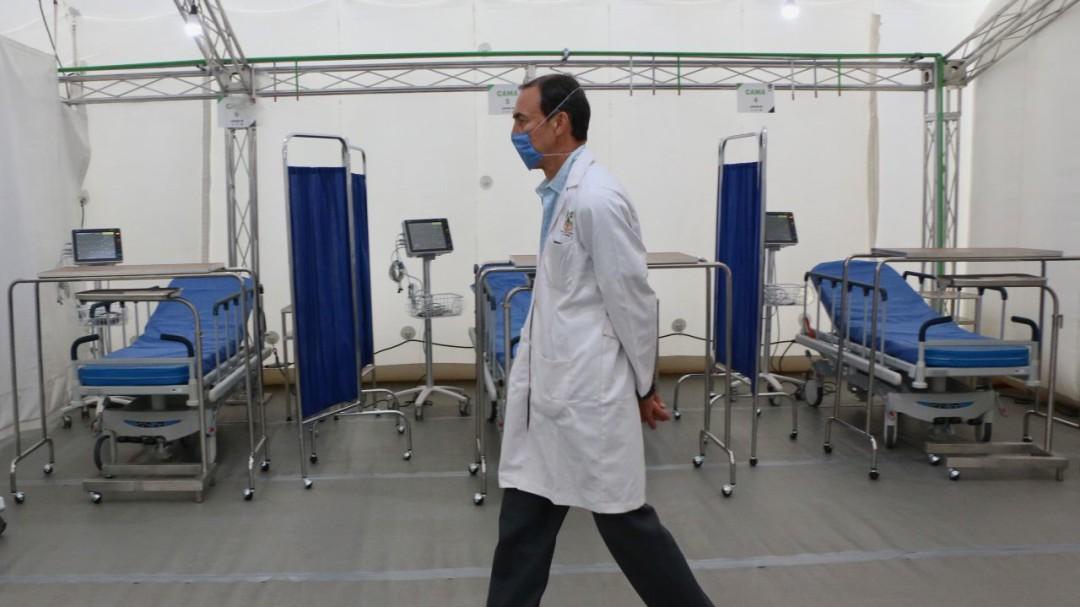 Cardiología, en situación de guerra: Dra. Magdalena Madero