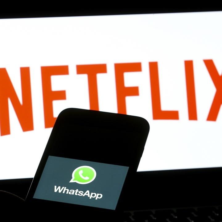 Ahora ya podrás ver Netflix desde WhatsApp; aquí te decimos cómo