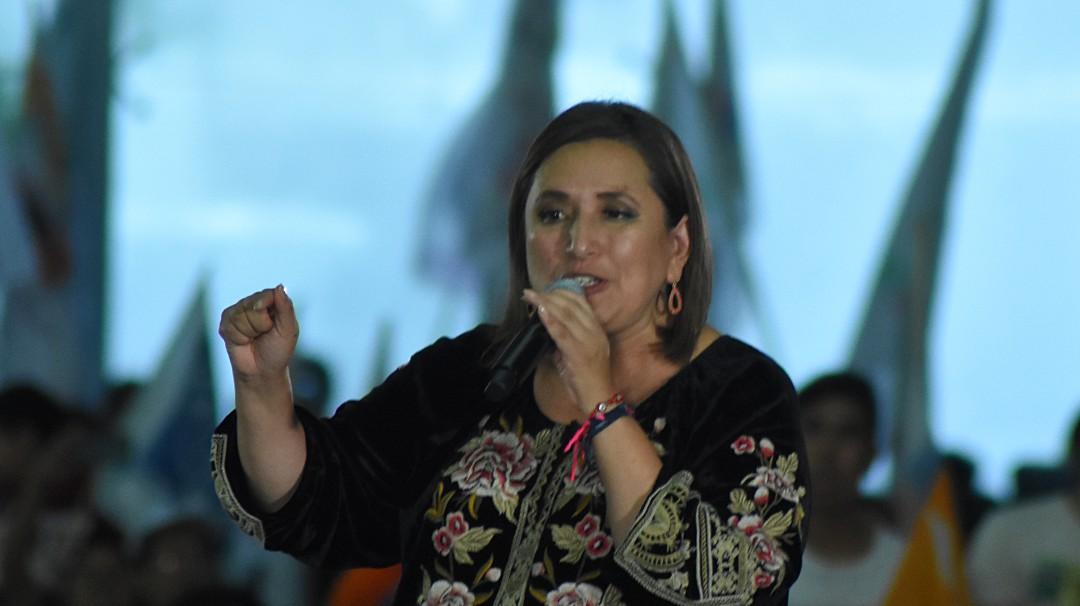 Xóchitl Gálvez: Ana Guevara debe denunciar a quienes la ayudan