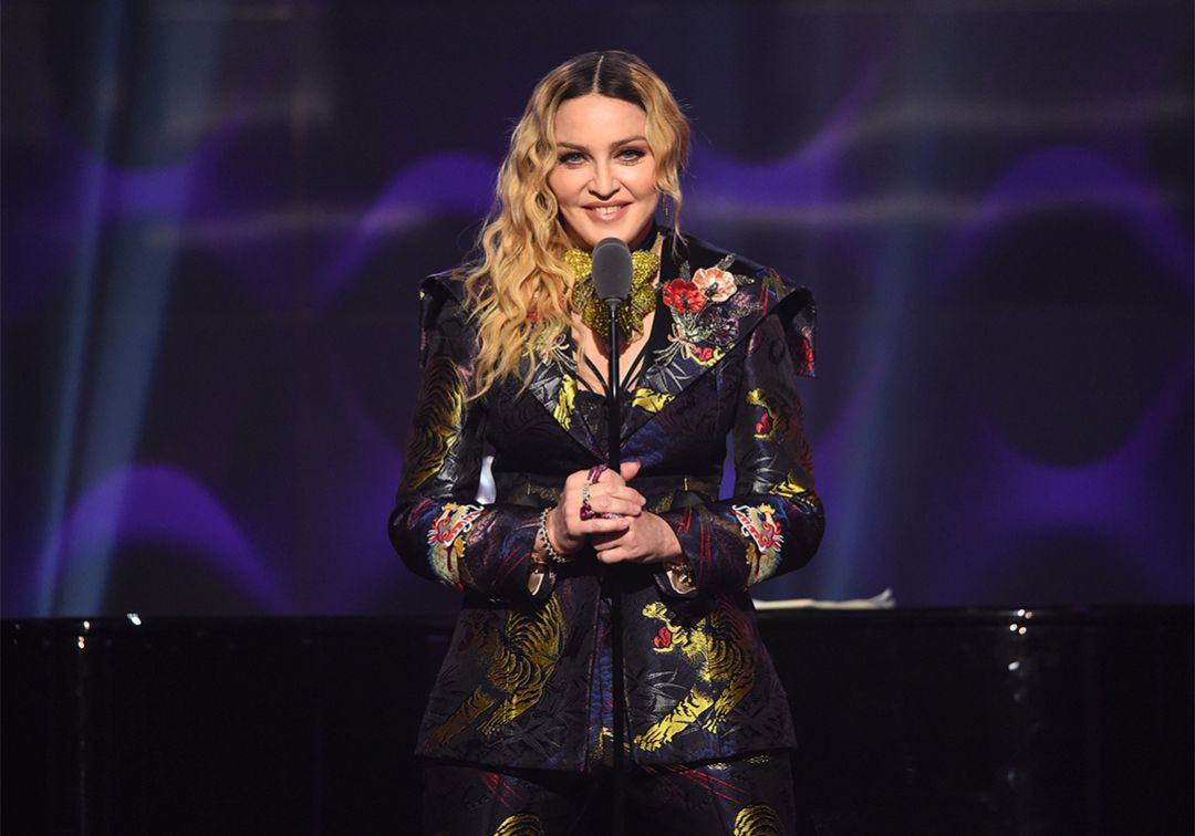Madonna tuvo coronavirus y donó 1 millón de dólares para desarrollar vacuna
